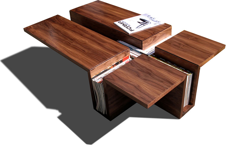 Wedge Jc Coffee Table